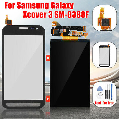 LCD Display Touch Screen Digitizer Assembly For Samsung Galaxy Xcover 3 SM-G388F