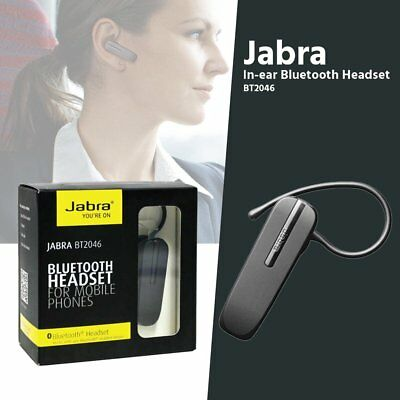 GENUINE & NEW JABRA BT2046 Wireless Bluetooth Universal