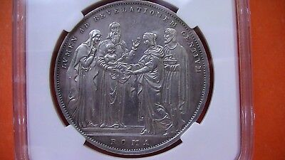 Papal States Scudo 1831