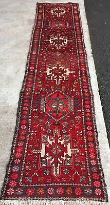 Tapis Chemin de Couloir Galerie rugs carpet tappich tappeto alfombra 325x77cm