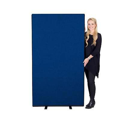 Office Screen Partition Divider 1000mm Wide Nyloop Fabric - 10 Colours 3 Heights