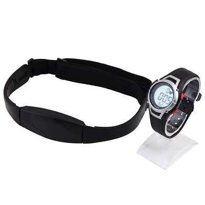 Popular Favor Waterproof Heart Rate Monitor Wireless Chest Strap Sport Watch QG