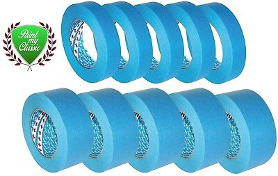 5 X 3M™ Scotch® 3434 Blue 25mm OR 50mm Painting/Valeting Pro Masking Tape