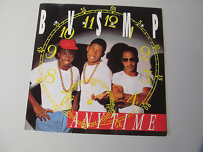"7"" Single BVSMP - Anytime 1988"