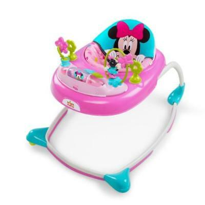 Disney Baby Minnie Mouse Peekaboo Walker Trainer for Toddlers Fun Toys Included