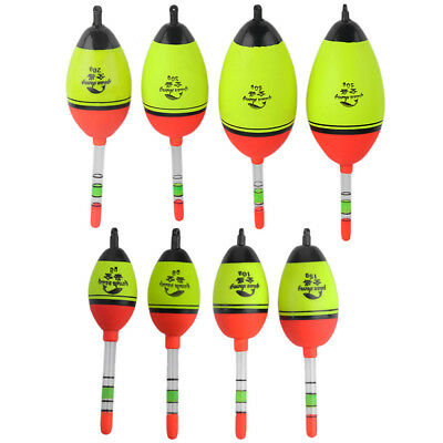 Luminous Fishing Float Bobber EVA Electric Lighting Water Float Night Vision WX