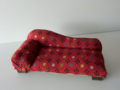 Altes Sofa Liege Chaiselongue Puppenstube Puppenhaus Puppenküche