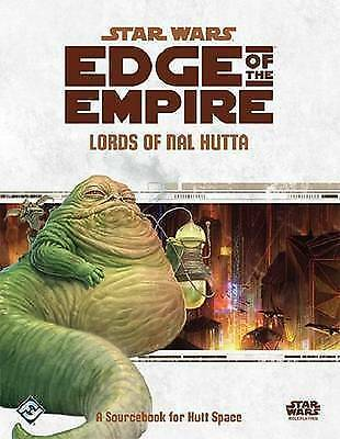 Star Wars Edge Of The Empire Lords Of Nal Hutta Brand New!!!