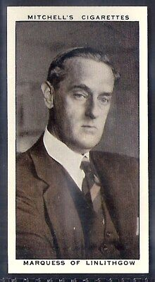 Mitchell-A Gallery Of 1935-#11- Marquess Of Linlithgow