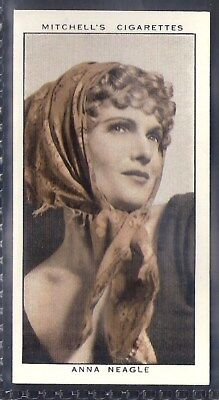 Mitchell-A Gallery Of 1935-#21- Anna Neagle