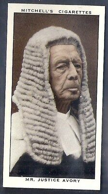 Mitchell-A Gallery Of 1935-#43- Justice Avory