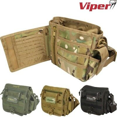 Viper Special Ops Pouch Molle Military Travel Shoulder Bag Army Tactical Sports