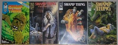 Swamp Thing 67 84 90 91 Morpheus app., Hellblazer preview, 1st Tefe Holland