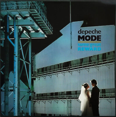 "DEPECHE MODE  - ""Some Great Reward"" u.a ""People are People..."" LP 1984"