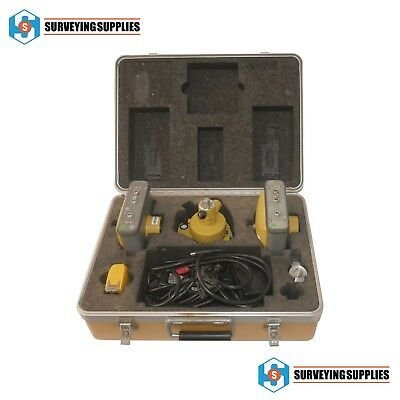Used Topcon Hiperlite Base & Rover System GNSS FC200 with Pocket 3D
