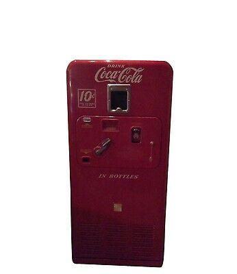 VMC 33 Coke Glass Bottle Vending Machine Original Working Coca Cola RL-40