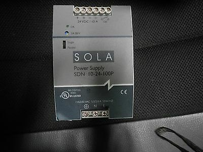 Sola Sdn 10-24-100P Power Supply