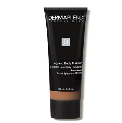 Dermablend Leg And Body Cover SPF 25 - Tan Honey 45W - 3.4 Fl Oz