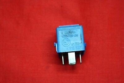 06 - 11 Bmw E90 325I 328I Blue Relay 61366915327 Oem