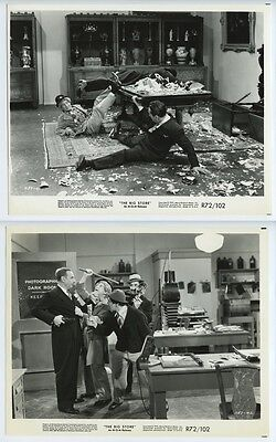 Marx Brothers The Big Store 1941 vintage 8x10 Lobby Card Set of 15 MGM R72