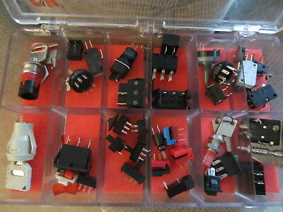 Microswitch assortment