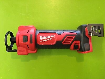 MILWAUKEE 2627-20 Cut-out 18V Cordless Tool - TOOL ONLY