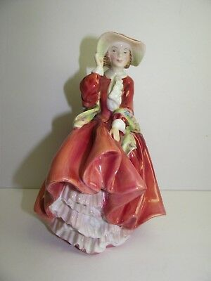 Vintage Royal Doulton England TOP OF THE HILL 1834 Porcelain Figure SEE NR