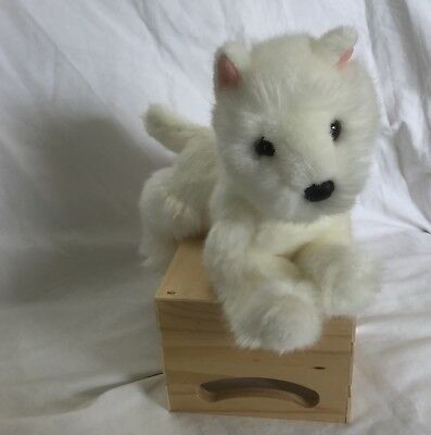 Douglas Cuddle Toys West Highland Terrier # 1892 (Retired)