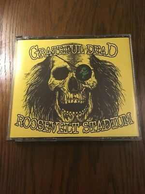 Grateful Dead Roosevelt Stadium Union City NJ July 18 1972 Jerry Garcia 4CD LIVE