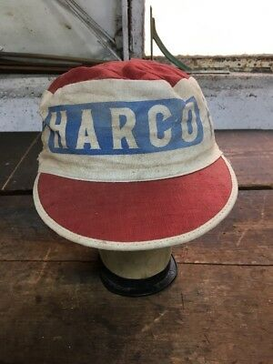 1930's 1940's Advertising Feed Hat Harco Feed