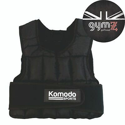 Weighted Vest Weight Loss Running Sports Jacket Fitness Gym Training Adjustable