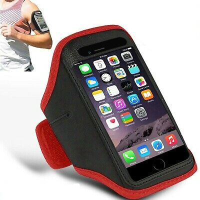Prime Sports Armband Running Exercise Case Holder For iPhone 6 Plus and 6S Plus
