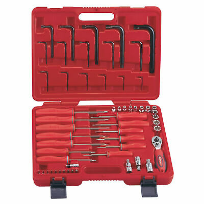 "Genius Tools 56PC 1/2"" Dr. Complete Star Type Wrench Set - TX-2356"