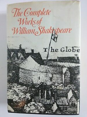 the complete works of william shakespeare 1971, spring books