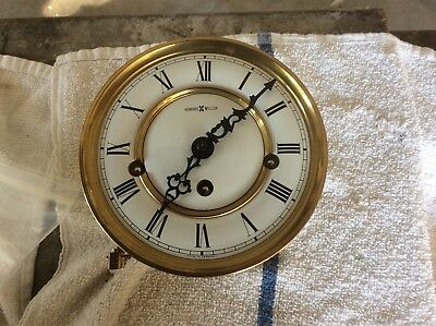 howard miller wall clock movement/dial etc.