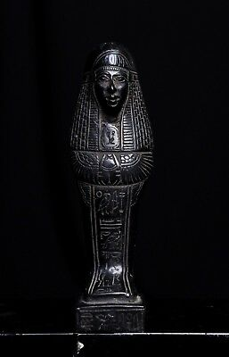 EGYPTIAN STATUE RARE PHARAONIC Stone ANTIQUE Egypt ANCIENT Ushabti Carved