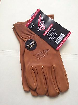 Red Wing Leather  Gloves Style :95256