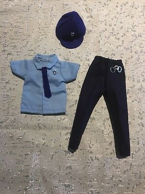 Christmas Elf Custom Clothes Police OfficerOutfit Lot Props New For On The Shelf