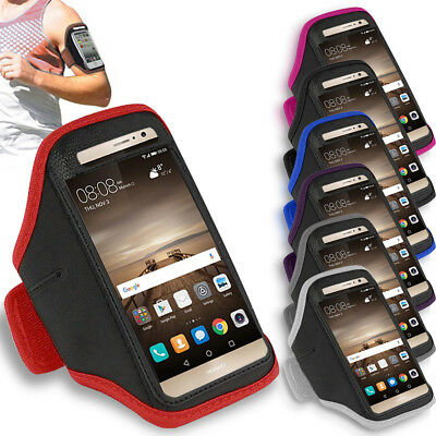 Prime Gym Sports Armband Running Jogging Holder For Huawei Mate 10 & Mate 10 Pro