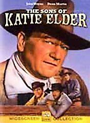 The Sons of Katie Elder (DVD, 2001, Checkpoint)