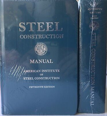 Aisc steel construction manual 15th ed by american institute of steel construction manual 15th ed by american institute of steel construction fandeluxe Gallery