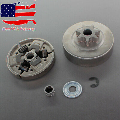 "3/8""-7 Clutch Drum Sprocket Bearing For Stihl 029 MS290 MS310 039 MS390 Chainsaw"