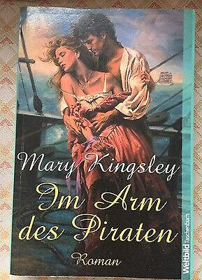 Mary Kingsley: Im Arm des Piraten
