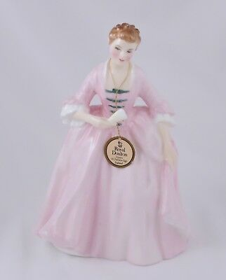 Royal Doulton A Hostess of Williamsburg HN2209 Figurine Bone China COPR 1959
