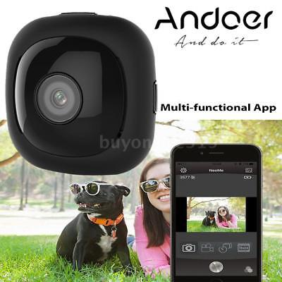 Andoer 8MP Wifi Full HD Mini Portable Compact Handy Handheld Pocket Spy Camera