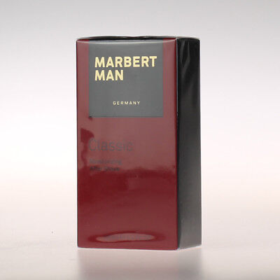 Marbert Man Classic Moisturizing Aftershave - 100ml
