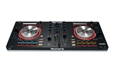 Numark Mixtrack Pro 3 - 2-Deck All-In-One DJ Controller für Serato DJ