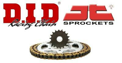 DID & JT Chain And Sprocket Kit Suzuki GSF1250N/S K7-L5 (Inc ABS) 07-15