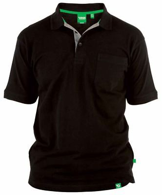 GRANT - D555 Fully Combed Pique Polo Shirt