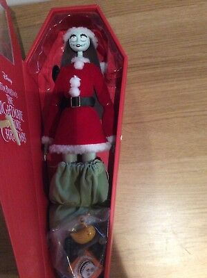 Nightmare Before Christmas Sally In Coffin Doll Diamond Select
